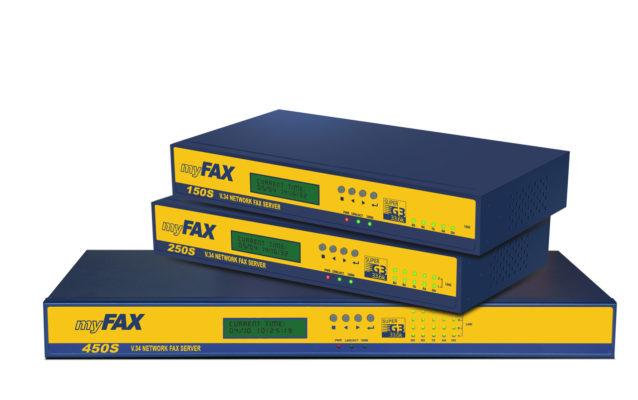myFAX faxserver